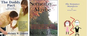 Kristy K. James-free books