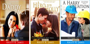 All three covers