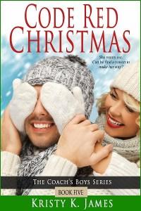 Kristy K. James - Code Red Christmas