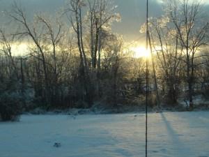 Kristy K. James - Ice Storm 2 - 12-24-13