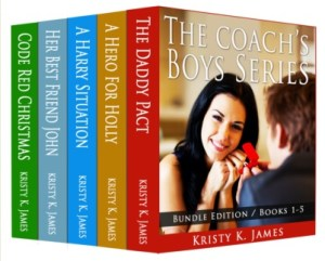 Kristy K. James - Coach's bundle for blog