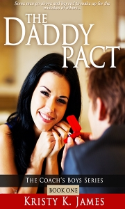 The Daddy Pact by Kristy K. James