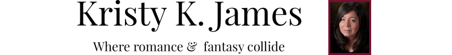 Kristy K James Author - where romance and fantasy collide