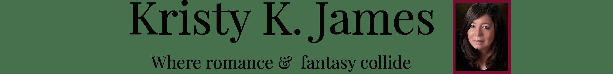 Kristy K James, Author