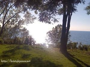 Lake 9-13-15 bright sun