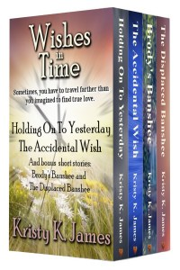 Wishes in Time bundle - final cover