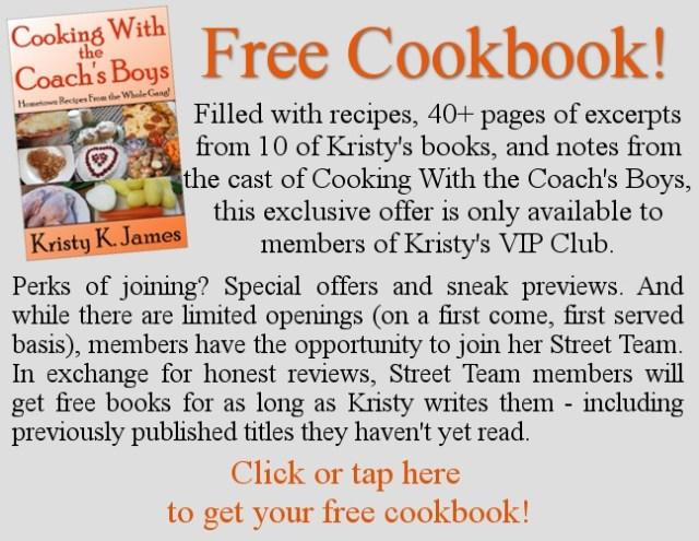 Free cookbook ad 2