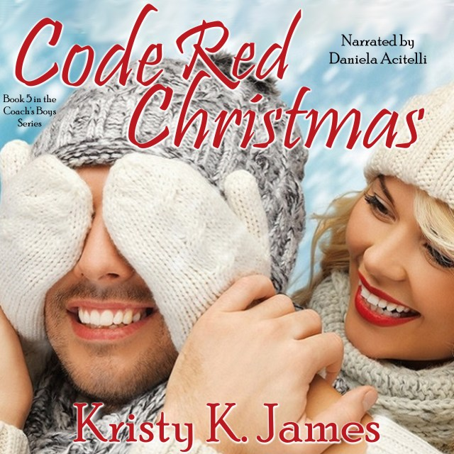 Code Red Christmas, Audible Book