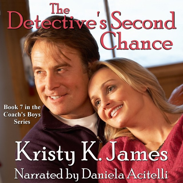 The Detective's Second Chance, Audible Book