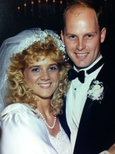 Wedding Day 1989
