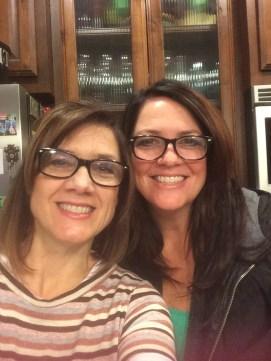 Me and sis Lynda