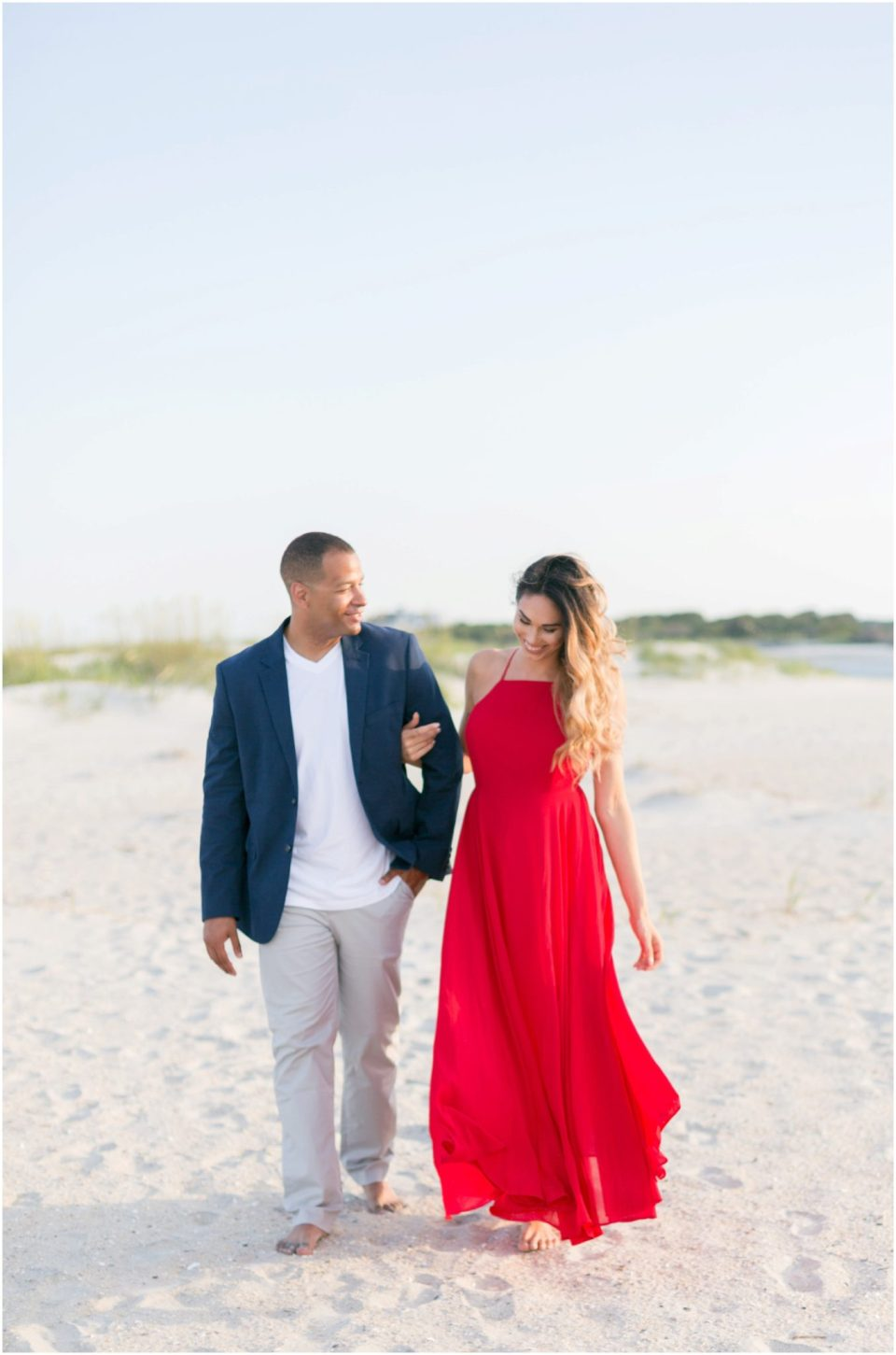 Pawleys Island Engagement Session