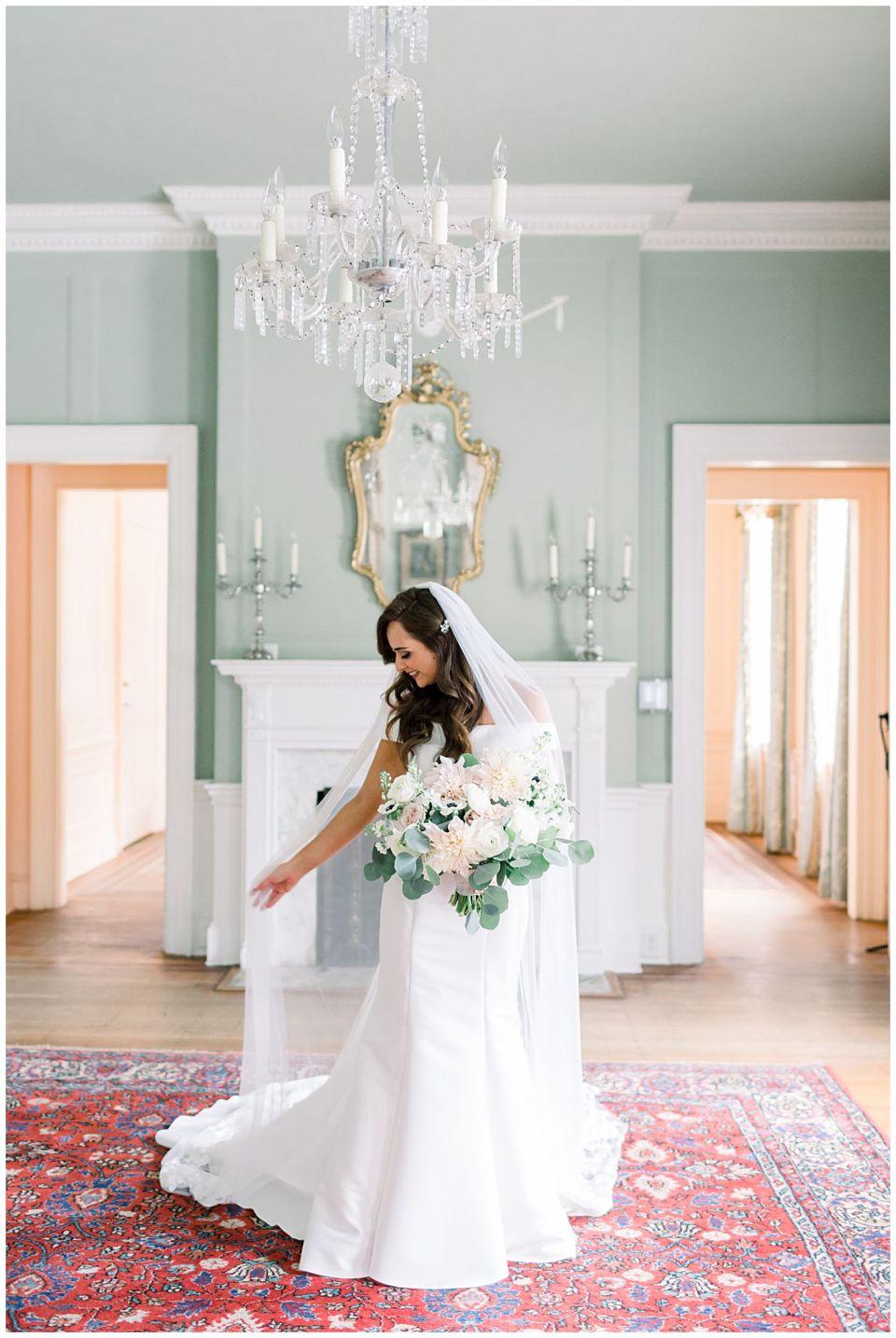 owndes Grove Plantation Bride