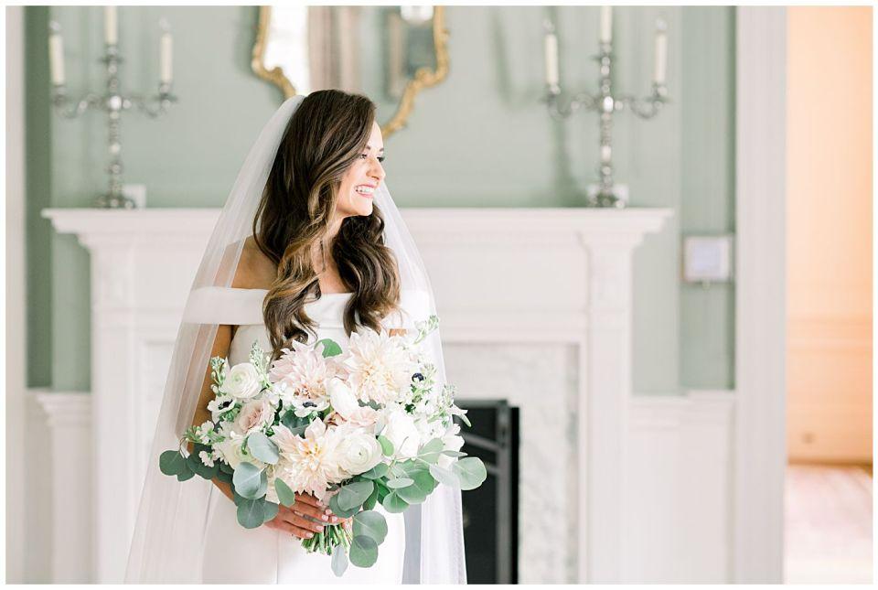 Lowndes Grove Plantation Bride
