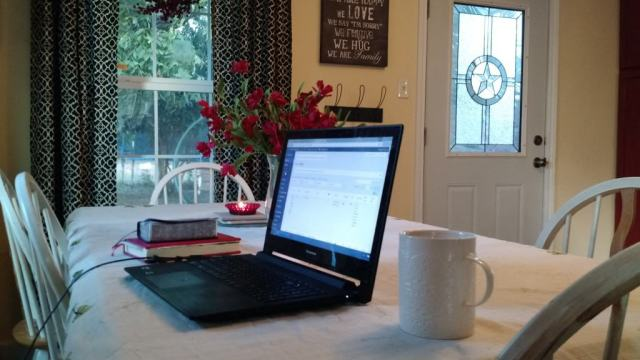 About Kristy's Cottage blog