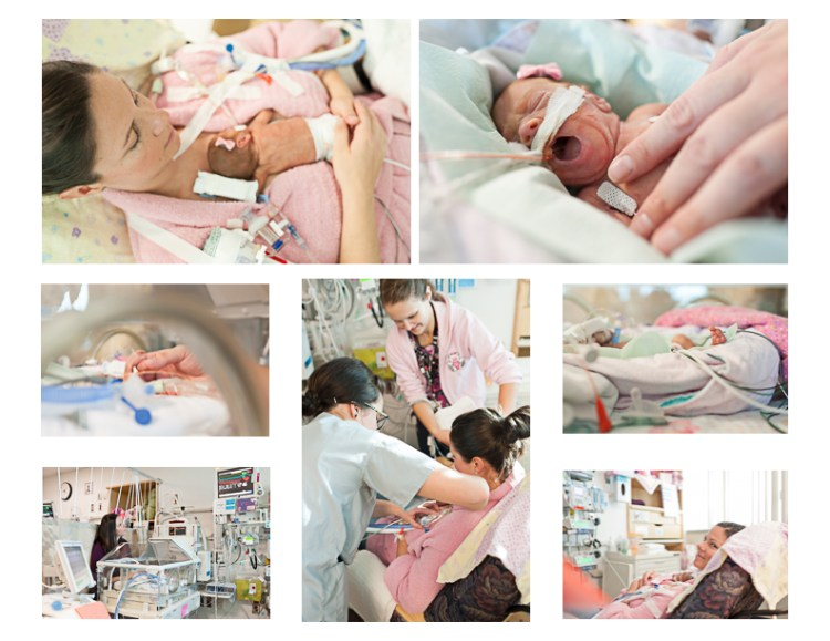 NICU Photographer Kristy Wolfe Photography Visual Resume 7/20