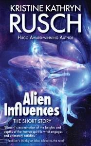 Alien Influences Short Story ebook cover web