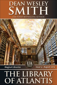 The Library of Atlantis UA cover reduced