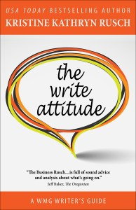 The Write Attitude ebook cover web