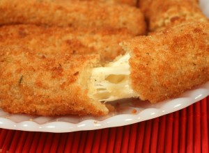 Business Musings: Fried Cheese