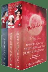 Santa Series omnibus cover boxed set web
