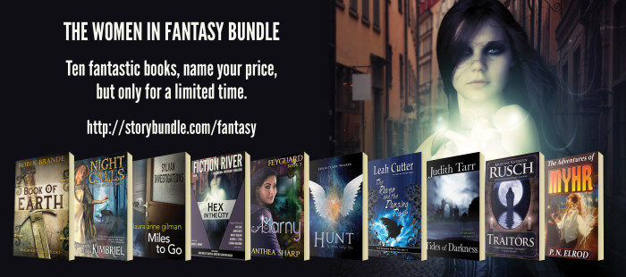 Women in Fantasy ad 2016