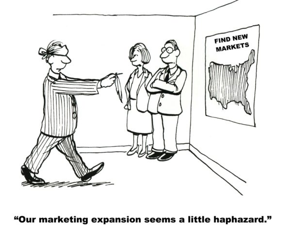 Business Musings: Expand Your Target Audience 3