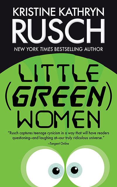 Free Fiction Monday: Little (Green) Women