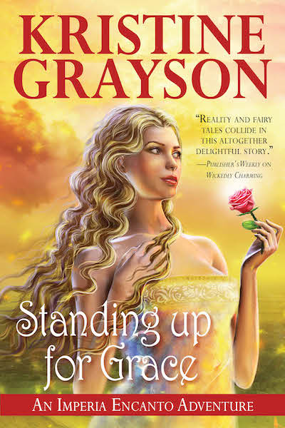 Free Fiction Monday: Standing Up For Grace