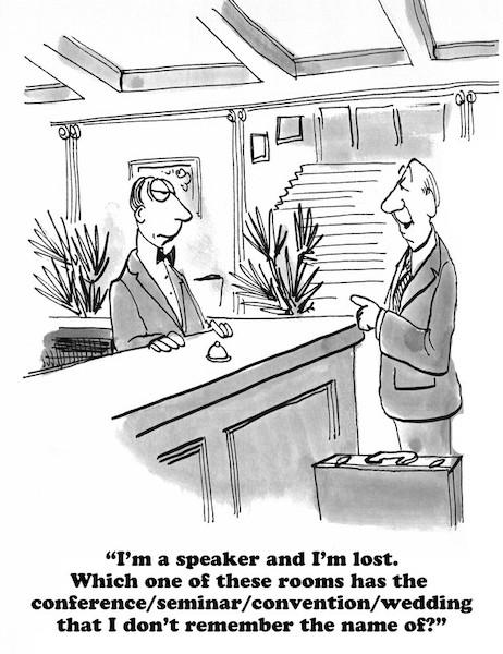 Business Musings: Public Speaking