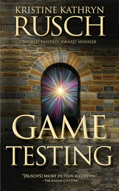 Free Fiction Monday: Game Testing