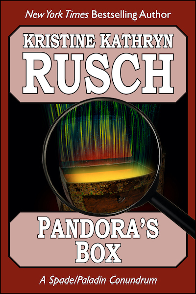 Free Fiction Monday: Pandora's Box