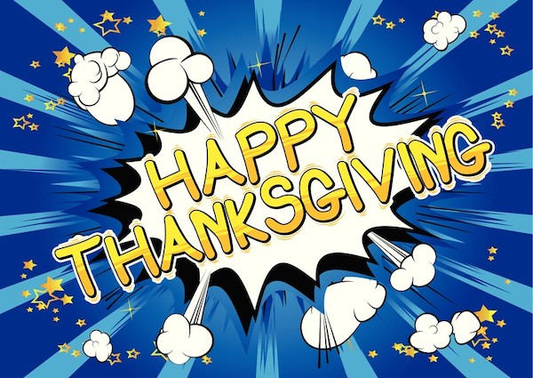 Business Musings: Giving Thanks