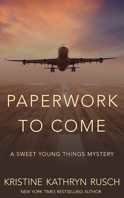 Free Fiction Monday: Paperwork to Come