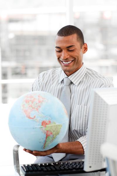 Business Musings: International Growth (Jumping The Digital Divide Part 4)