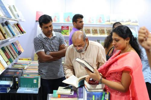 Krithi Book Fair 2018