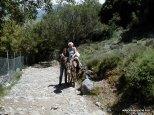 Mum visiting Zeus cave