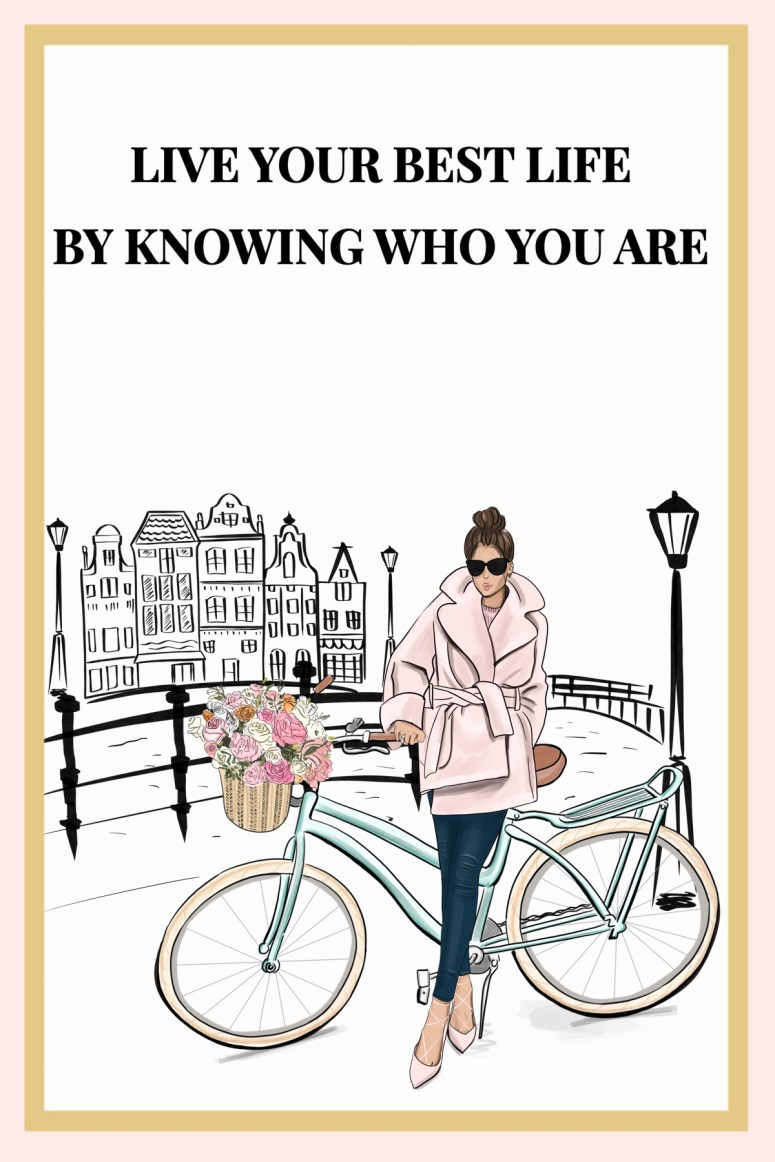 Live your Best Life by Knowing Who You Are | finding your passion | tools for productivity |how to create a life you love | creativity tools | productivity |  empowered women | personal productivity | productivity inspiration | personal development | self improvement  personal development growth | growth mindset