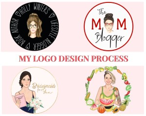 My Logo Design Process
