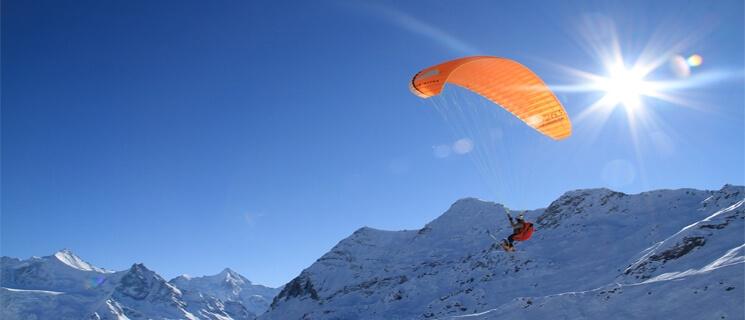paragliding krizevci