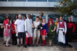 HPE Halloween costumes