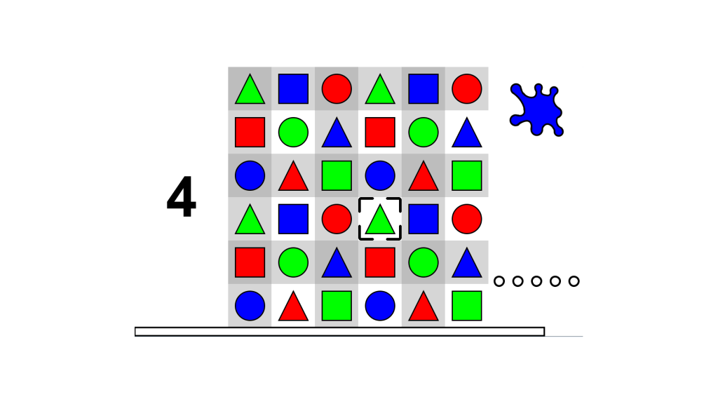 Figure Shift - screen from the game
