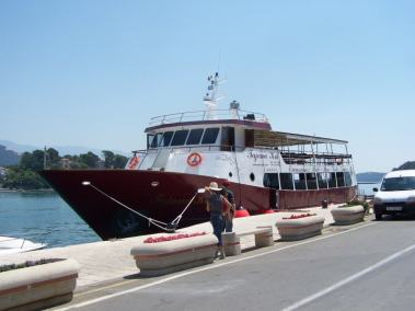 A hajónk - Tajana