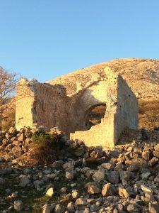 Stara Baska templomrom
