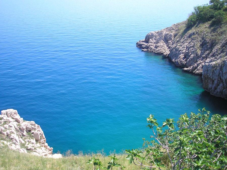 Vrbnik Sea