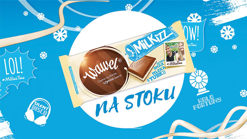 Cuda na Stoku - Słodycze Wawel