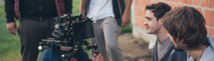 3. Zdjęcia do filmu