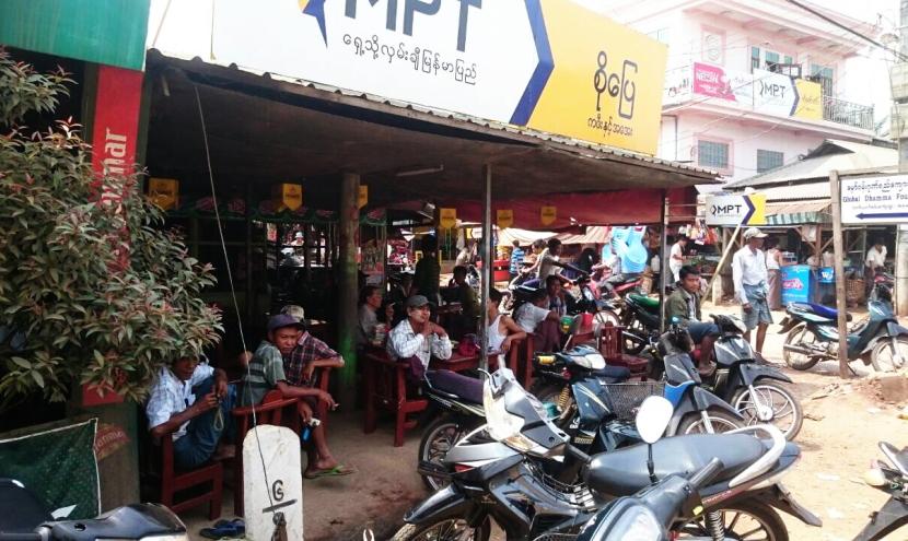 ミャンマーでの生活