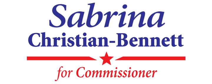 Sabrina for Commissioner