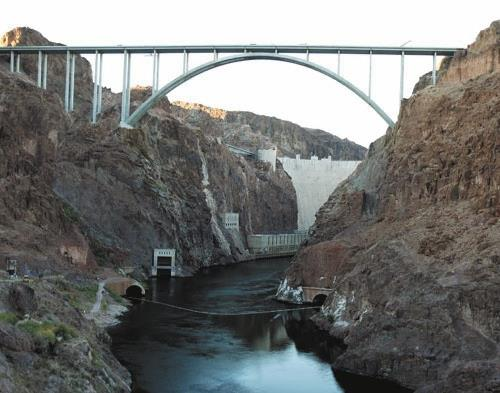 Hoover Dam Bypass Bridge